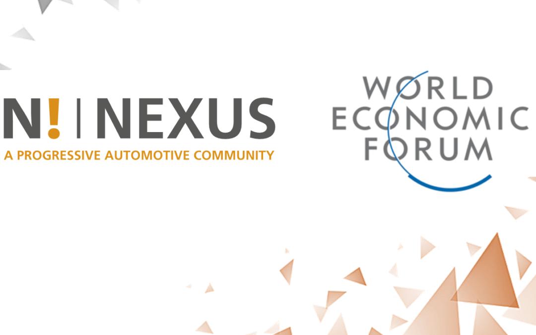 NEXUS долучається до всесвітнього економічного форуму для того, шоб завоювати автомобільний ринок