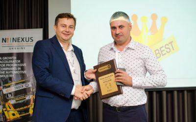 "Найкращий ""NEXUS AUTO SHOP Україна 2019"""