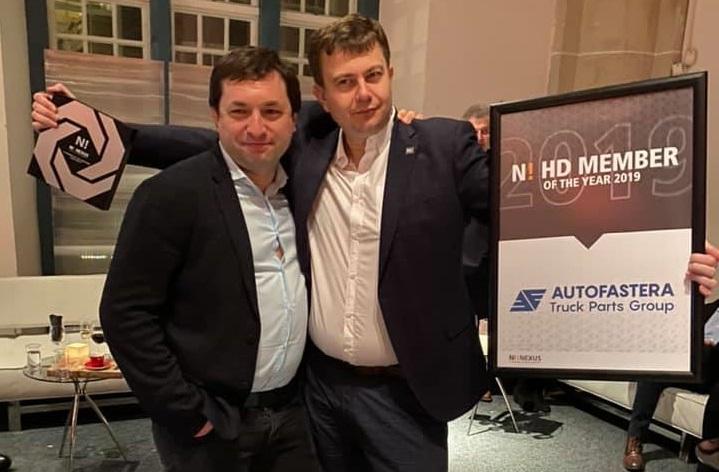 «AutoFastera LTD» здобула нагороду «N! HD Member of the year 2019»!